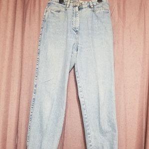 Vintage clear denim Tommy Hilfiger jeans